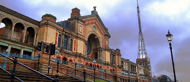 Ally pally - North London Cheap Hotel