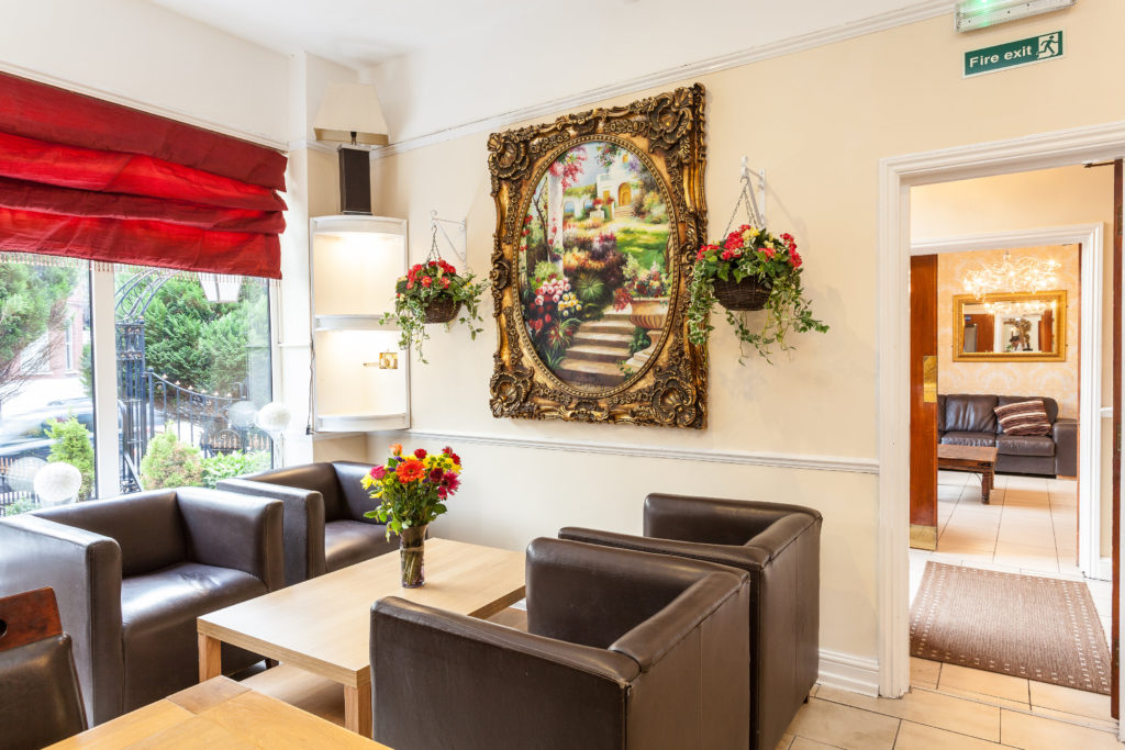 Sitting Room - Muswell Hill Hotel